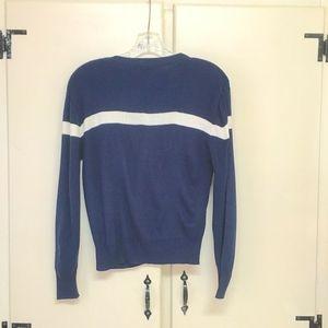 Brittania Sweaters - Brittania Navy Blue Sweater size M